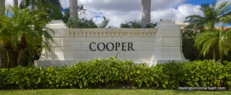 Cooper Village at Olympia Homes for Sale in Wellington Florida