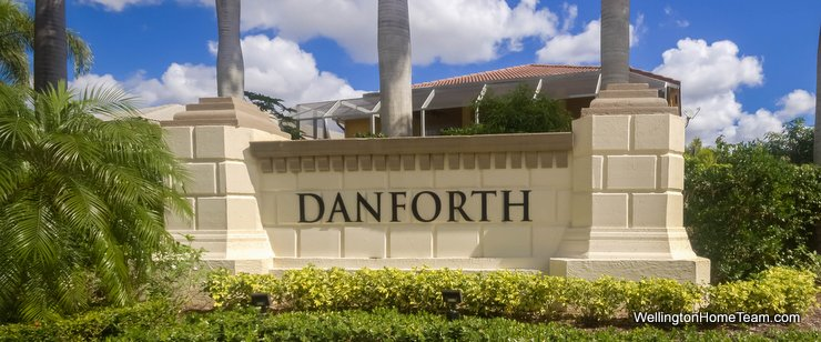 Danforth Village at Olympia Homes for Sale in Wellington Florida