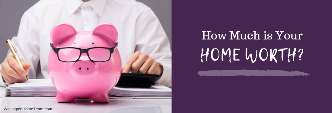 How Much is Your Wellington Florida Home Worth
