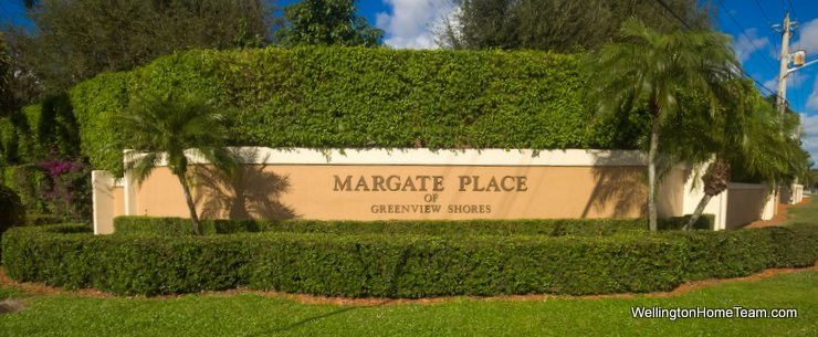 Margate Place Wellington Florida Homes for Sale and Real Estate
