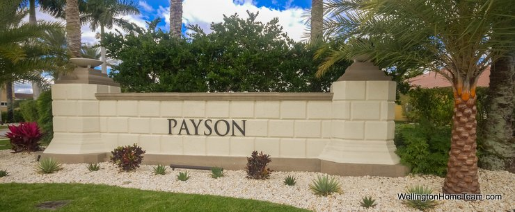 Payson Village at Olympia Homes for Sale in Wellington Florida