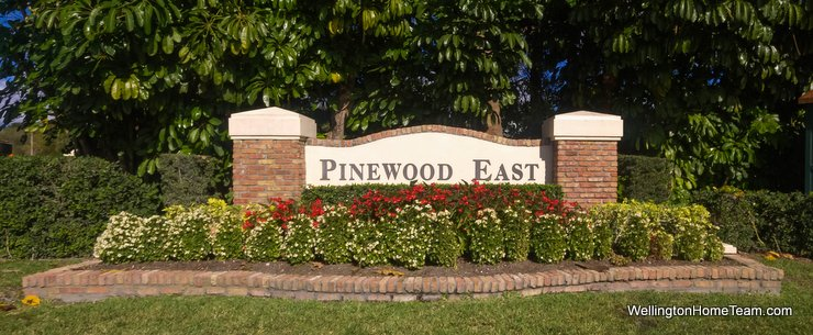 Pinewood East Wellington Florida Real Estate & Homes for Sale