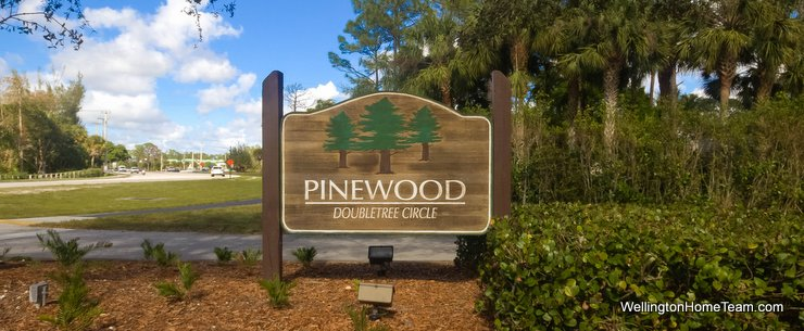 Pinewood Wellington Florida Homes for Sale and Real Estate