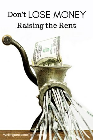 Should I Increase My Tenant's Monthly Rent - Don't Lose Money Raising the Rent