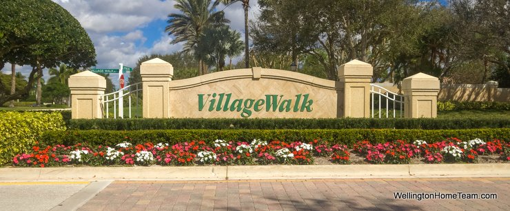 VillageWalk Wellington Florida Homes for Sale and Real Estate