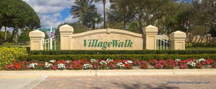 VillageWalk Wellington Florida Homes for Sale and Real Estate