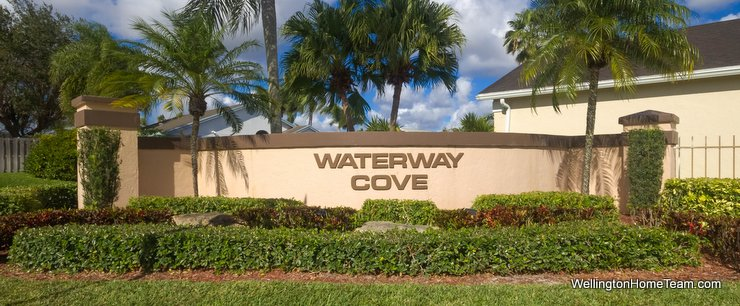 Waterway Cove Wellington Florida Homes for Sale and Real Estate