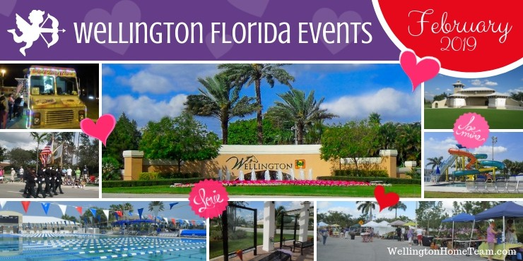 Wellington Florida Upcoming Events | Week of February 25th, 2019