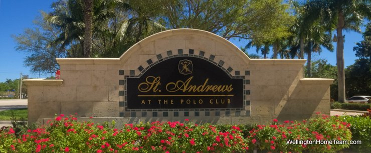 St Andrews at the Polo Club Wellington Florida Real Estate and Condos for Sale
