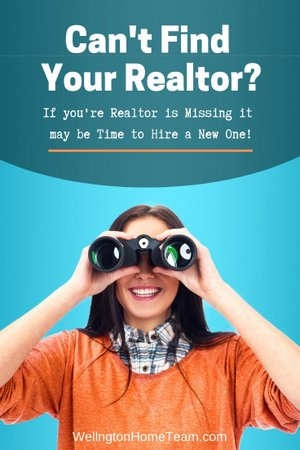 Who is Supposed to Show Me Homes for Sale - Can't Find Your Realtor