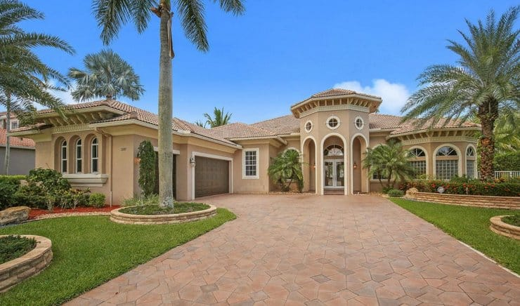 12485 Equine Lane, Wellington, FL 33414 - Equestrian Club Luxury Estate Home for Sale