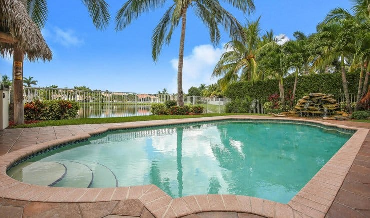12485 Equine Lane, Wellington, FL 33414 - Private Swimming Pool
