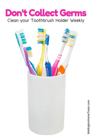 9 Things Homeowners Never Clean but Should - Clean Toothbrush Holders