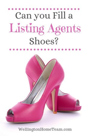 Should I Hire an Agent to Sell My Home - Can you Fill a Listing Agents Shoes