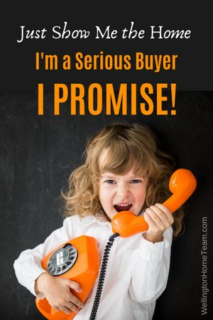 Why Do Real Estate Agents Request a Buyers Pre-Approval Letter - Just Show Me the Home
