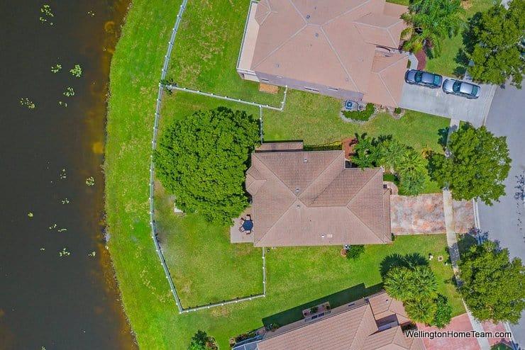 2735 Misty Oaks Circle Royal Palm Beach Florida 33411 Aerial