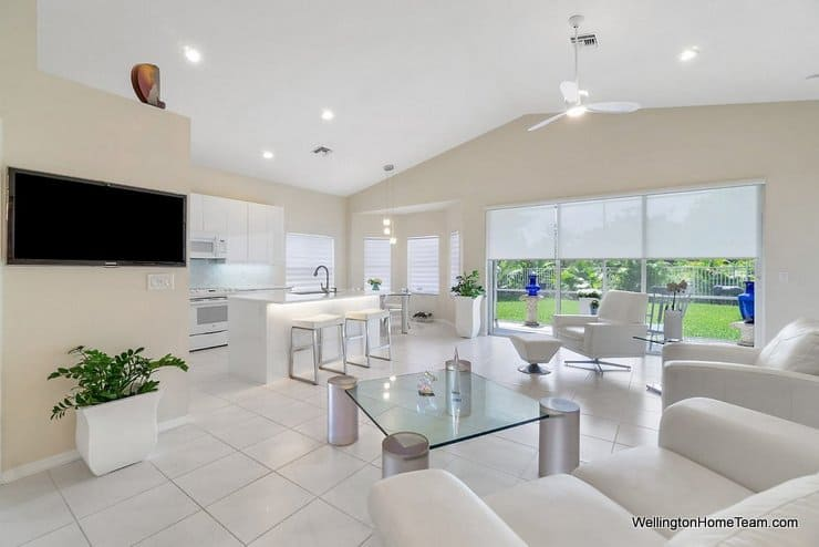 3726 Old Lighthouse Circle Wellington Florida 33414 MLS RX-10541635 Living Room View