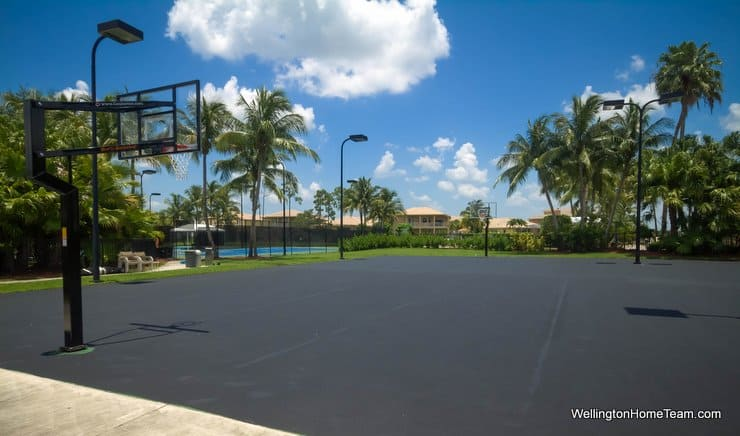 Madison Green - Basketball Courts
