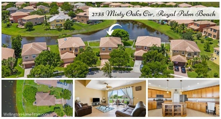 Madison Green Home for Sale in Royal Palm Beach Florida 2735 Misty Oak Circle