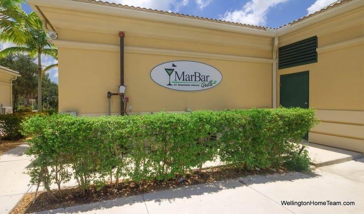Madison Green Royal Palm Beach Florida MarBar