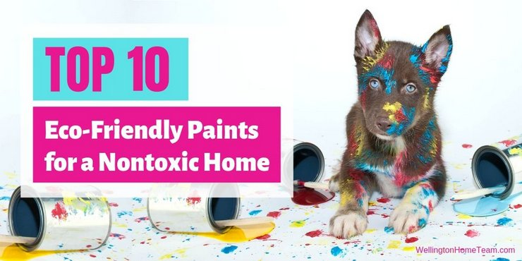 Top 10 Eco-Friendly Paints for a Nontoxic Home