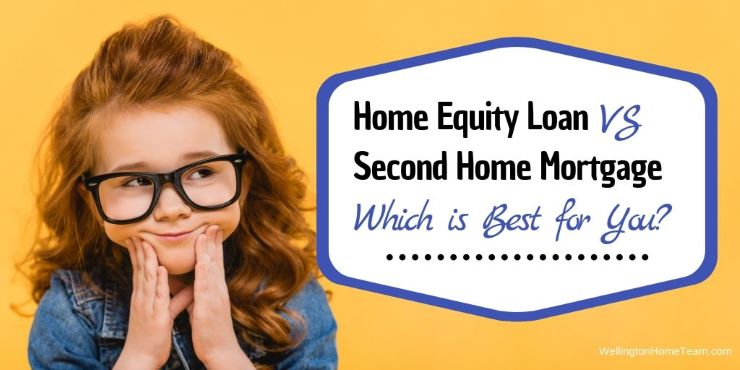 Home Equity Loan vs. Second Home Mortgage Which is Best for You