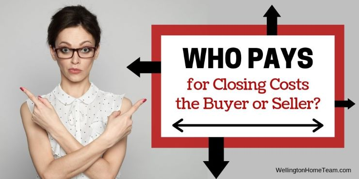 Buyer Or Seller Who Pays For Closing Costs And Title Insurance