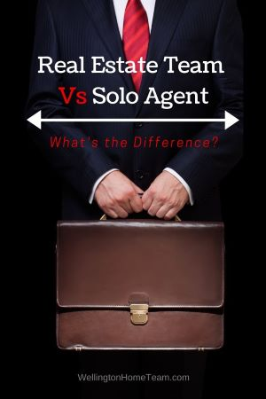 Real Estate Team Vs Solo Agent, What's the Difference?