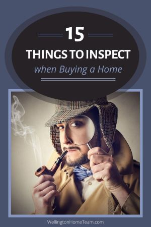 15 Things to Inspect when Buying a Home | Home Inspection Tips