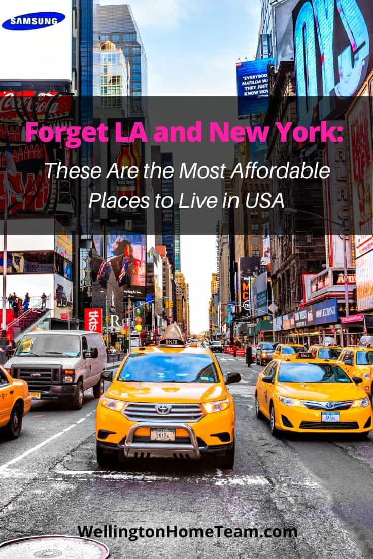 Forget LA and New York: These Are the Most Affordable Places to Live