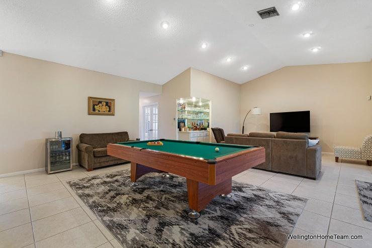 13459 Barberry Drive Wellington Florida 33414 - Dining Area