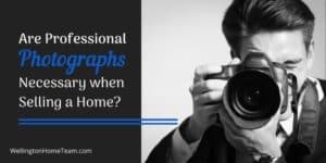 Are Professional Photographs Necessary when Selling a Home?