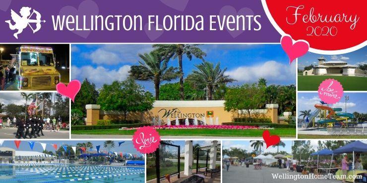 Wellington Florida Events February 2020