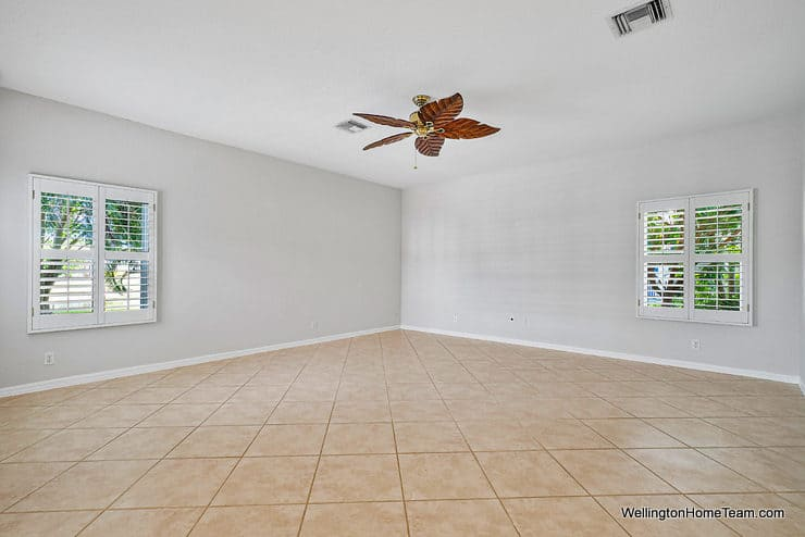 11715 Waterbend Court Wellington Florida 33414 - Family Room