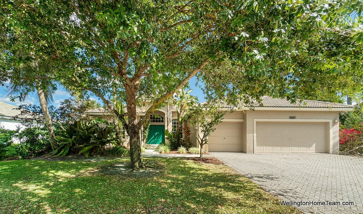 11715 Waterbend Court Wellington Florida 33414 Grand Isles Homes for Rent