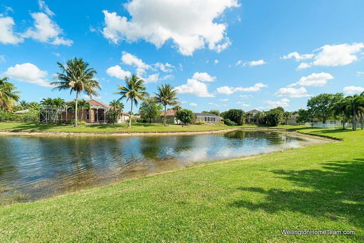 11715 Waterbend Court Wellington Florida 33414 - Waterfront