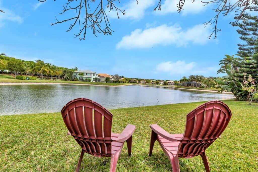 2150 Balsan Way Wellington Florida 33414 - Lake