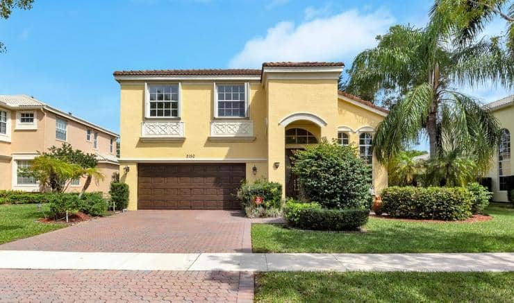 2150 Balsan Way, Wellington, Florida 33414
