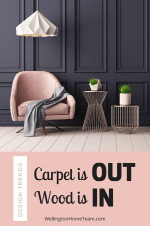 6 Ways to Give Your Home a Modern Vibe - Wood Floors are In