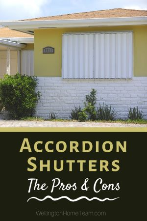 The Best Types of Hurricane Protection for Your Home - Accordion Shutters