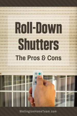 The Best Types of Hurricane Protection for Your Home - Roll Down Shutters