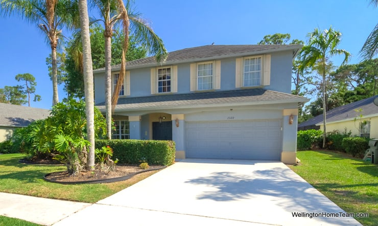 15122 Oak Chase Court, Wellington, Florida 33414 - Binks Forest Home for Rent
