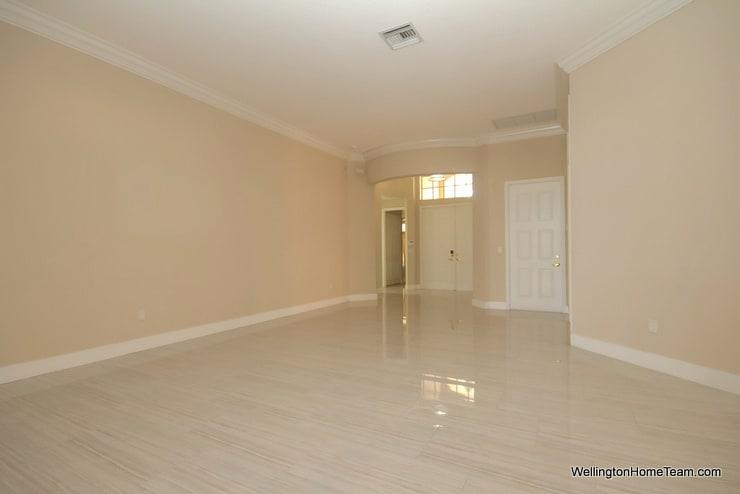 8661 Via Grande East Wellington Florida 33411 - Formal Living Room