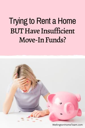 9 Reasons Why Your Rental Offer was Rejected - Insufficent Move In Funds