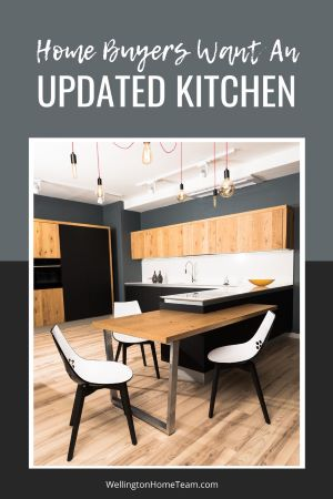 What do Millennials Look for In A Home - Updated Kitchen