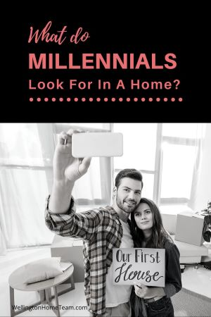 What do Millennials Look for In A Home? Here are 11 Must-Haves