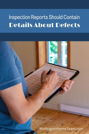 7 Critical Things You Find in a Home Inspection Report - Details about Defects