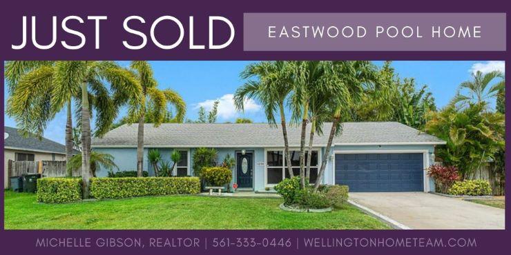 Eastwood Home SOLD - 1250 Belmore Terrace, Wellington, Florida 33414