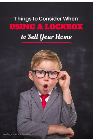 Things to Consider When Using a Lockbox to Sell Your Home