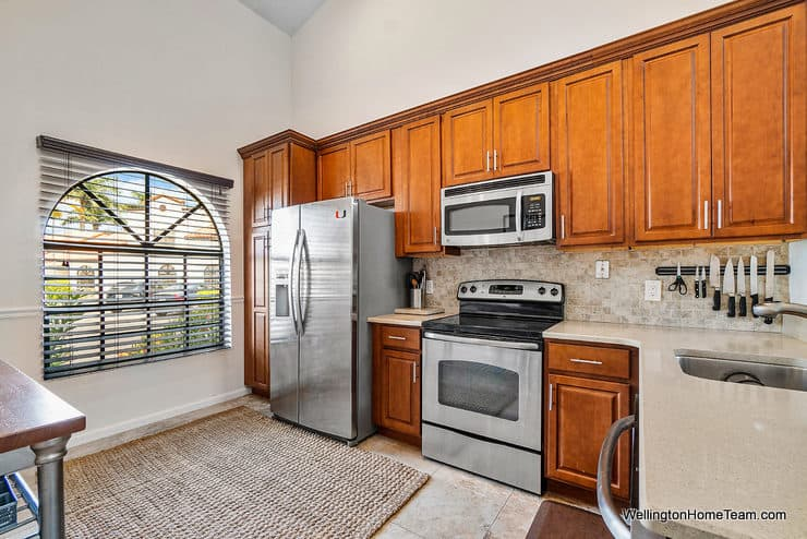 Wellington Place Townhome for Rent in Wellington Florida 33414